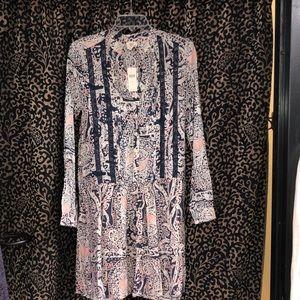 Anthropologie Dress NWT Size XS